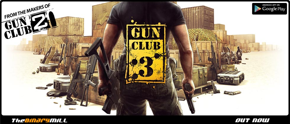Gun Club 3 - Coming Soon to iOS and Android
