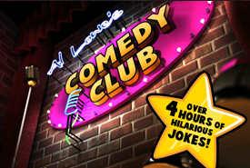 Al Lowe's Comedy Club Screenshot for iPhone