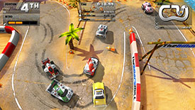 Mini Motor Racing EVO Screenshot for Steam